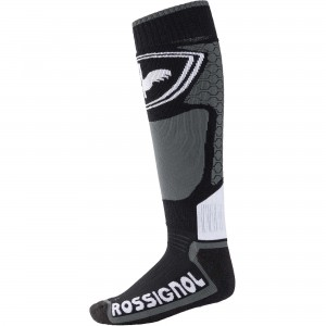 SKARPETY/GETRY ROSSIGNOL L3 WOOL & SILK BLACK