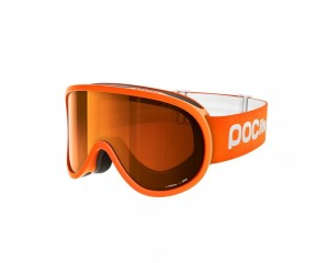GOGLE POC POCITO RETINA ORANGE