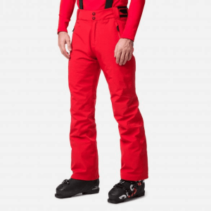 SPODNIE ROSSIGNOL COURSE PANT RED 20/21
