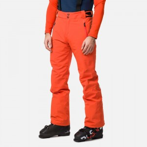 SPODNIE ROSSIGNOL COURSE PANT ORANGE 20/21