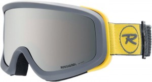 GOGLE ACE HP MIRROR GREY/YELLOW-CYL