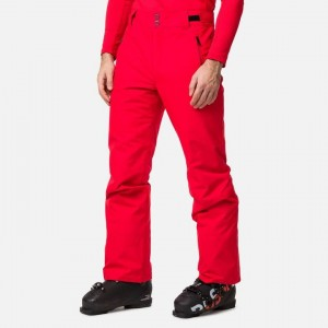SPODNIE ROSSIGNOL RAPIDE PANT RED 20/21