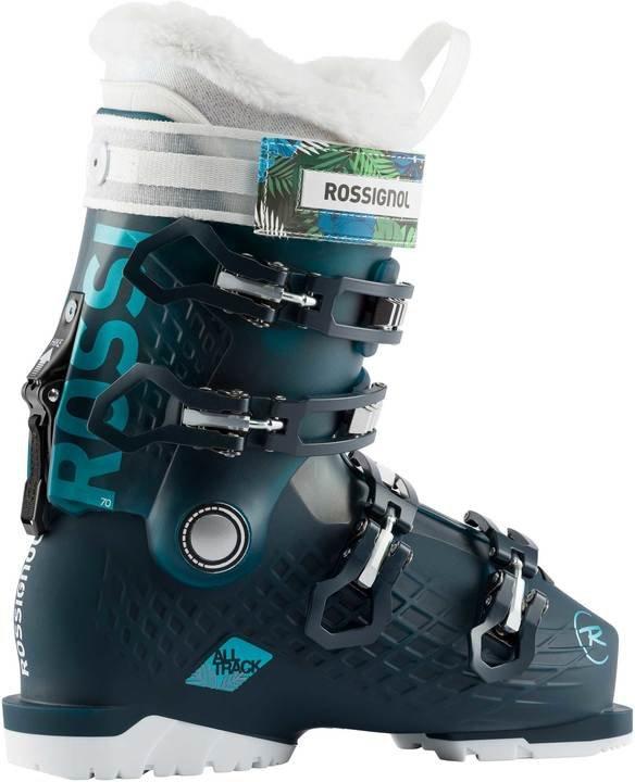 Buty Narciarskie Rossignol Alltrack 70 W Black Blue 20 21 Winterevent Shop